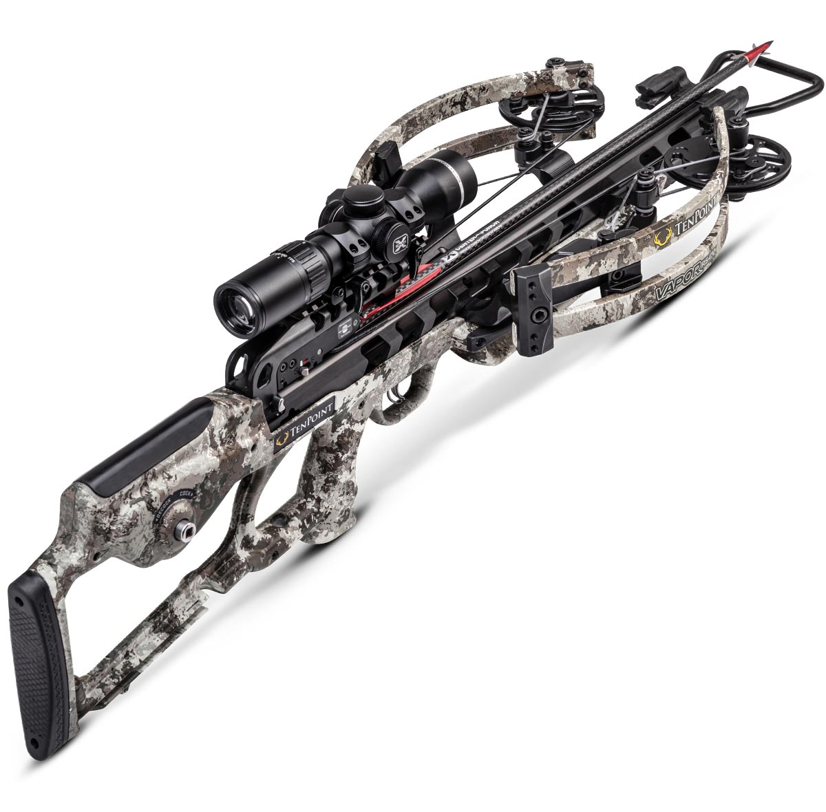 Vapor RS470 Crossbow Quartering Away Studio Image